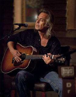 Jim Lauderdale on the Dosey Doe Stage